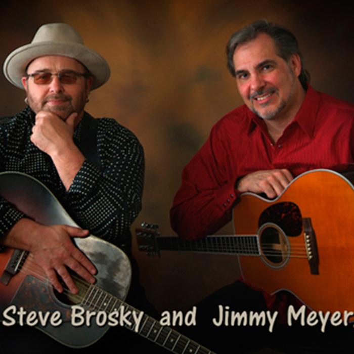 Steve Brosky & Jimmy Meyer