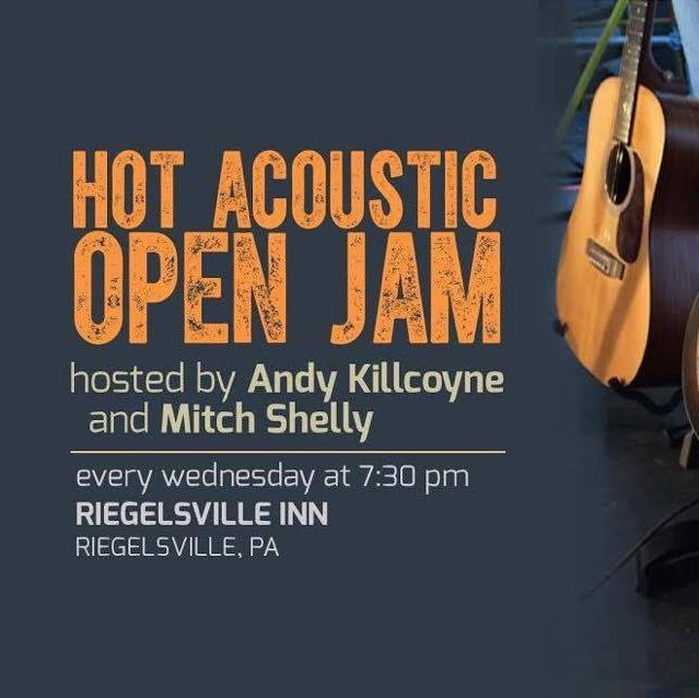 Open Jam with Andy Killcoyne